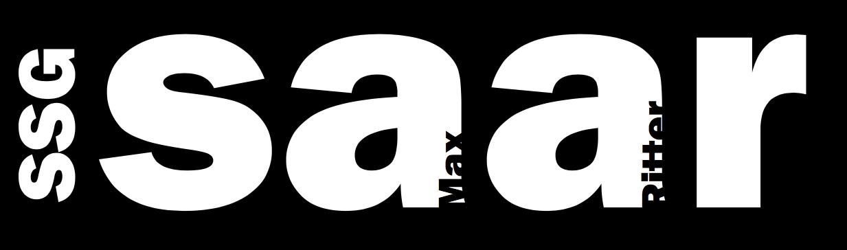 Logo SSG Saar Max Ritter